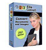1-2-3 File Convert: Convert Word Docs to PDFs