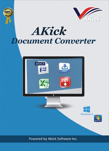 From Akick Document Converter: Akick Document Converter tool allow you to convert your document into different files formats such as DOC,DOCX, PPTX, PDF, WPS, Word, HTML and other file types