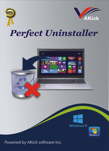 From Akick Perfect Uninstaller: You are possibly looking for the best software that can uninstall all unneeded and corrupted application which may cause to stuck while processing in your computer
