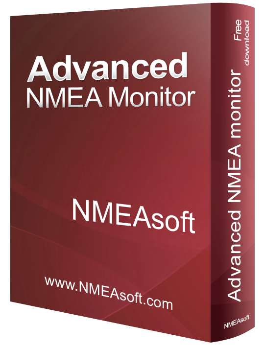 NMEA Monitor is a PC-based program which enables monitoring by receiving NMEA0183 signal which is electronic equipment for ships to RS-232 serial interface or TCP or UDP