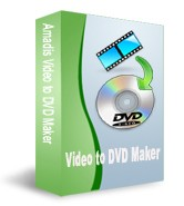 Amadis MPEG to DVD Creator is the most easily used DVD Author/Burning tools