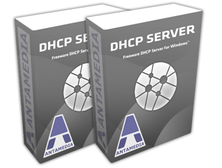 Antamedia DHCP Server software is feature rich free DHCP software for Windows from developers of worldwide leading Internet Cafe and HotSpot software