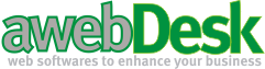 AwebDesk Help Desk is an IT support software that provides the easiest way to manage customers and its support requests with a centralized platform, route and delegate requests quickly and easily