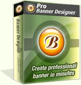 Banner designer allows you to use professionally designed flash banner templates, add text and image animation effects to build banners in flash, html, pdf, gif, and many image formats in no time