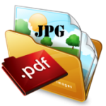 Convert BMP, JPG, JPEG, GIF, PCX, PNG, TIF and TIFF to PDF in one easy step