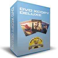 DVD XCopy Deluxe: copy your DVD movies without losing quality