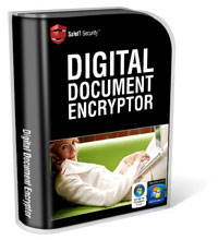 Digital Document Encryptor is a certified and awarded software product suitable for both the enterprise and private user