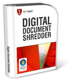 Digital Document Shredder is an advanced, powerful and feature rich digital document shredder system, and is the world's leading digital shredding software system that permanently removes selected files and folders and other information from your computer