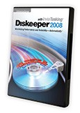 Diskeeper 2008 EnterpriseServer empowers IT professionals and systems managers to enhance the performance and reliability of their systems with no extra overhead, time or resources