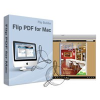 Flip PDF for Mac program is fresh and new way to convert ordinary PDF files into stunning booklets with amazing page-flipping effect especailly on Mac
