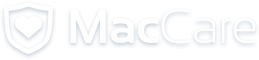 MacCare scans every file on Mac to clean junk files, check security status and detect virus & trojans in one click