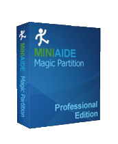 As a partition magic alternative, MiniAide Magic Partition 5