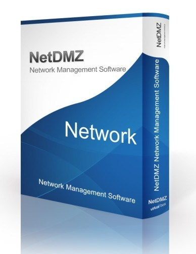 NetDMZ network management software is suitable for the environment of LAN, which is a kind of fool-style network management software