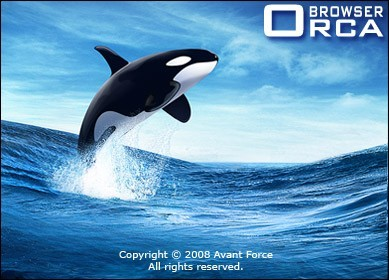 Orca Browser is a fast, stable, user-friendly, versatile tabbed web browser, which features with many functions such as Pop-up Stopper and Flash Ads Filter, AutoFills, Online Profile Storage, RSS Reader, Safe Recovery, Integrated Cleaner etc