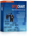 Create Organization Structure Chart with our Professional Orgchart Standard Software