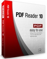PDF Reader 10 has a more complete set of tools than virtually all the free PDF reader tools out there