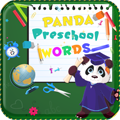 Panda Preschool words is especially designed for kids at the age of 3-5