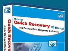 Uninstall Systems has launched a cutting edge software that works for recovering MS Backup files