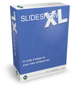 Create amazing Slideshows for PC, DVD, TV or the Web in only 4 Steps with Slideshow XL
