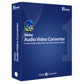 Stellar Audio Video Converter for Mac is an advanced application, bundled with several powerful features that help you to convert your Audio-Video files