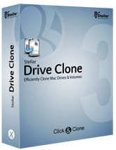 Stellar Drive Clone is a user-friendly software that allows creating clones of Mac hard drives to create a bootable copy of your system