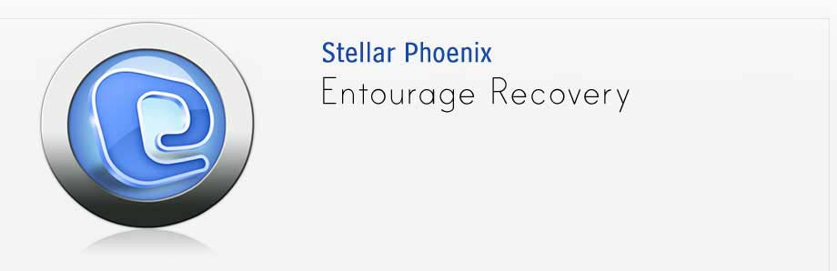 Stellar Phoenix Entourage repair software is designed to repair and restore mails, contacts, tasks, notes and calendar items from damaged or corrupted RGE file