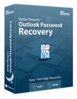 Stellar Phoenix Outlook Password Recovery is a perfect utility to recover lost and forgotten passwords of MS Outlook file