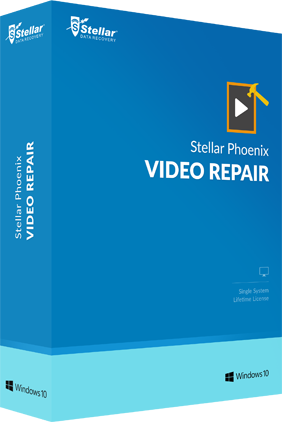 Repair your corrupt, broken, or damaged video files having MOV, MP4, F4V, M4V, 3GP, and 3G2 file extensions with Stellar Phoenix Video Repair software