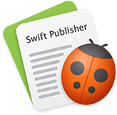 Swift Publisher is a page layout and desktop publishing app for Mac