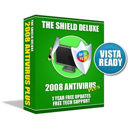 The Shield Deluxe 2008 combines reactive antivirus and spyware detection methods with the latest proactive technologies to provide your computer with the most effective protection against malicious programs