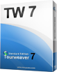 Tourweaver is a program for creating Flash/HTML5 virtual tours with 360 panoramas, flash, video, still images and floorplans