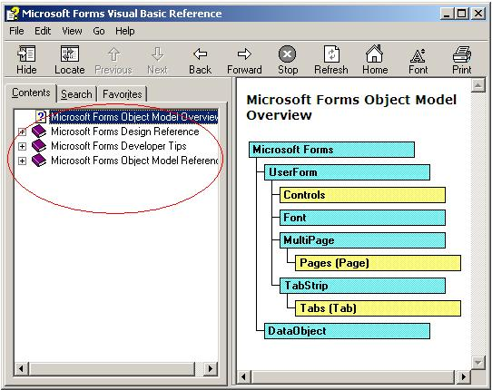 It consists of a total of 7 Visual Basic 6