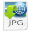 Web Page to JPG converter enable you convert a web page(with Flash/javascript/ActiveX) to JPG()