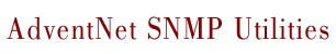 AdventNet SNMP Utilities offers a comprehensive development toolkit for SNMP-based network management applications