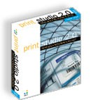 Print Studio 2E barcode software is a complete software solution for all your labeling and printing needs for all sort of barcode label