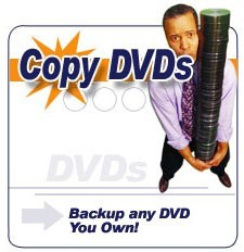 EasyDVDX Copy Any DVD to One CD
