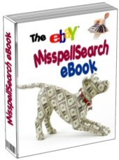 Did you know that everyday there are hundreds of eBay auctions that have misspelled words in the titles and descriptions