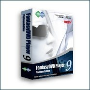 FantasyDVD is a exquisite and powerful software DVD player, Have with the same features and controls of the living- room DVD player and support over 70 type video and audio media files, Support the ts, tp, trp mpeg2 HDTV and wmv HDTV, Also support x264 format Video file