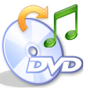Kingdia DVD Audio Ripper is a ease-to-use and fastest DVD to almost audio formats converter software