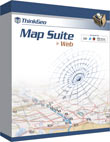 Map Suite Web Edition is a powerful and feature-rich ASP