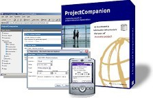 Using ProjectCompanion, project teams are enabled with tools for project planning, project status tracking, action management, document sharing and project communication