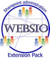 Websio SharePoint Administration Extension Pack 2003 enables you to manage multiple lists and document libraries belonging to different sites from a single point