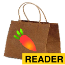 Shop'NCook Cookbook Reader is a free software to read the cookbooks created with Shop'NCook Shopping List & Recipe Manager software