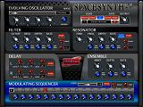 The Space Synth is one of MHC's vst plugins with an ambient sound