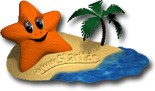 This starfish Srceenmate gives you a fantastic sommer feeling - sun, beach and the sea