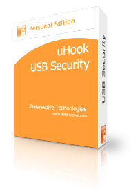 uHook USB Disk Security is a usb security solution to protect your files from getting stolen or accidentally leaked out of your PC through unauthorized USB storage devices like Flash Drives, External USB Hard Drives, IPODS, Cameras, Cell Phones etc