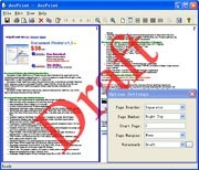 VeryPDF Mini EMF printer driver can convert any printable file into an Enhanced Metafiles (EMF)