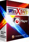 WinX DVD Player is a full-featured and easy to use DVD, Video CD, Audio-CD and media file player