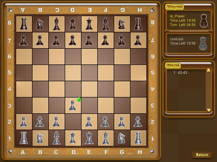 Arcadebox online chess is developed for chess fans