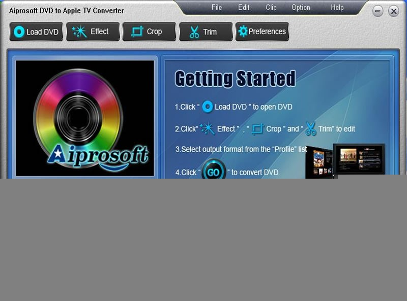 Aiprosoft DVD to Apple TV Converter. Best Dvd To Apple Tv Convert Dvd To Apple Tv Dvd To Apple Tv.
